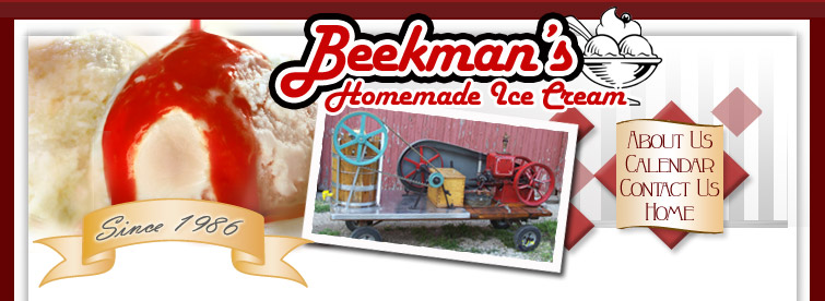 Beekman's Homemade Ice Cream